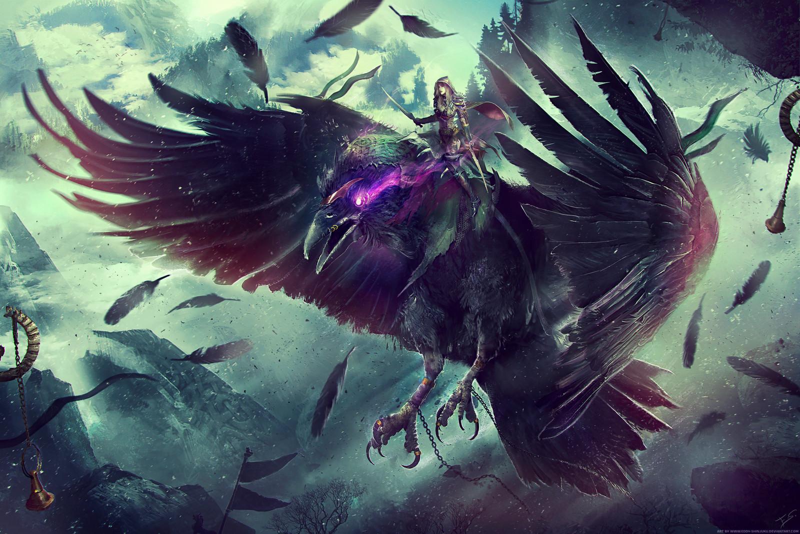 Rogue Class Mount: World of Warcraft