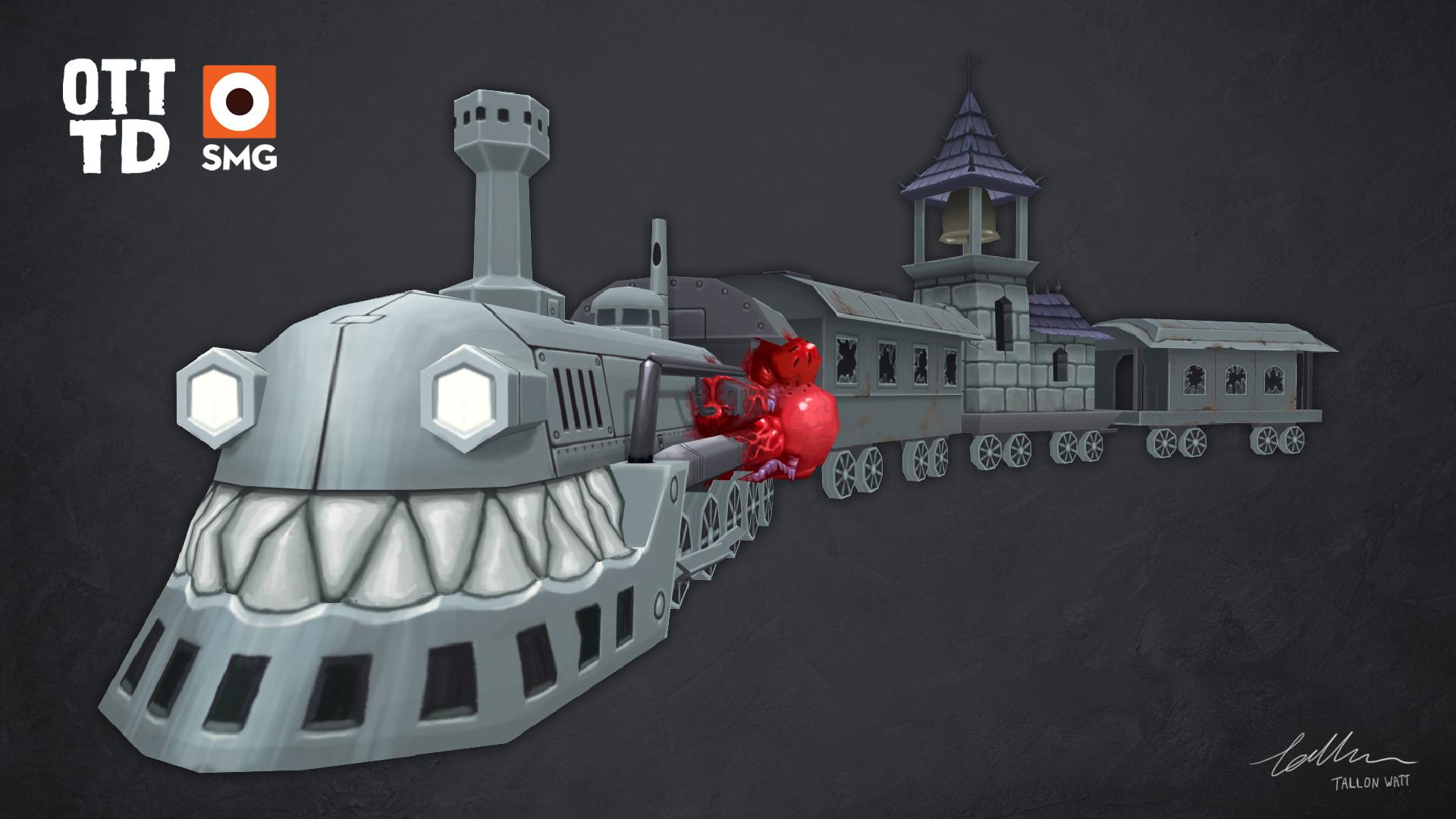 Tallon watt ghost train
