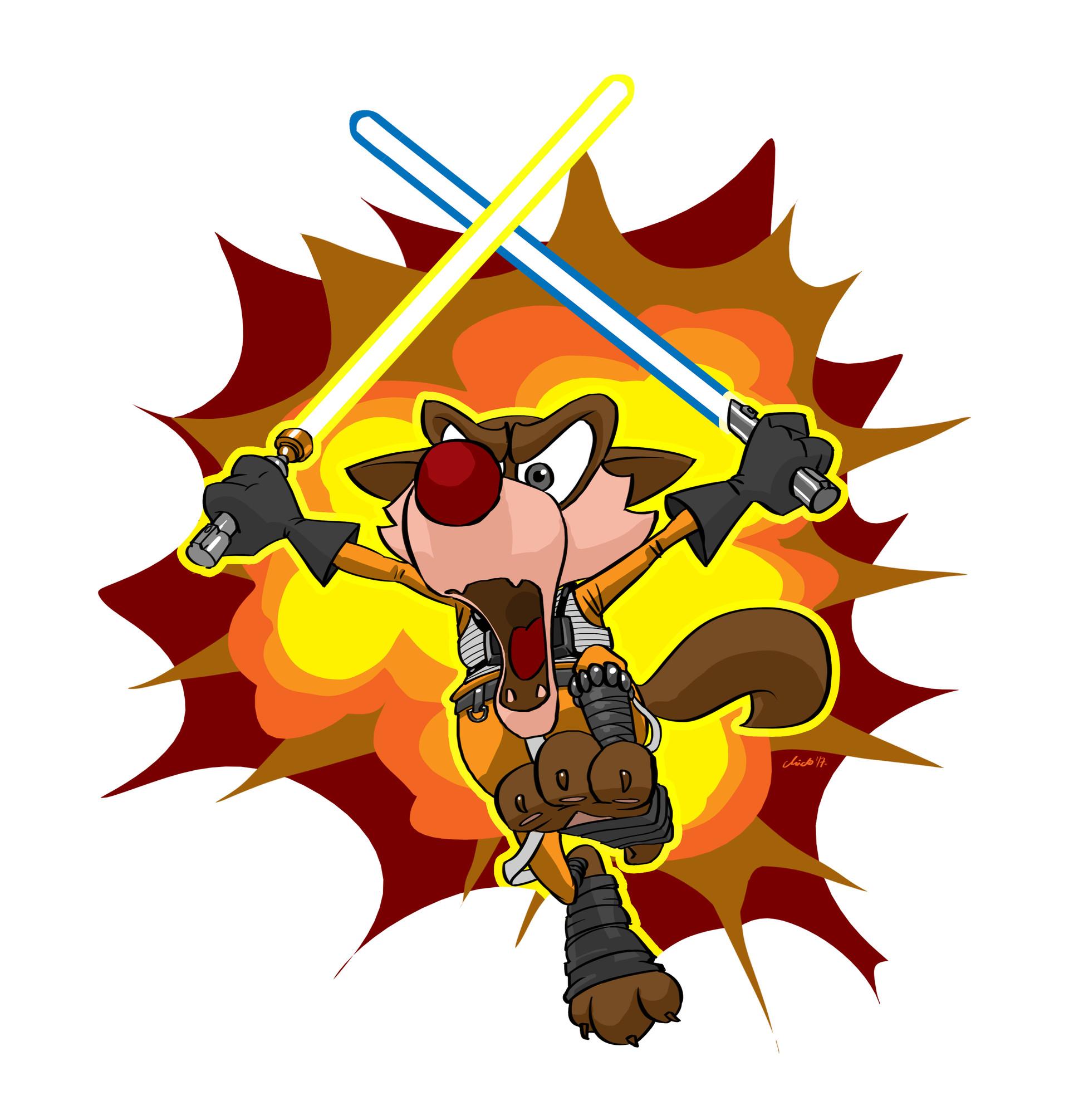 Midhat kapetanovic star wars vucko 01