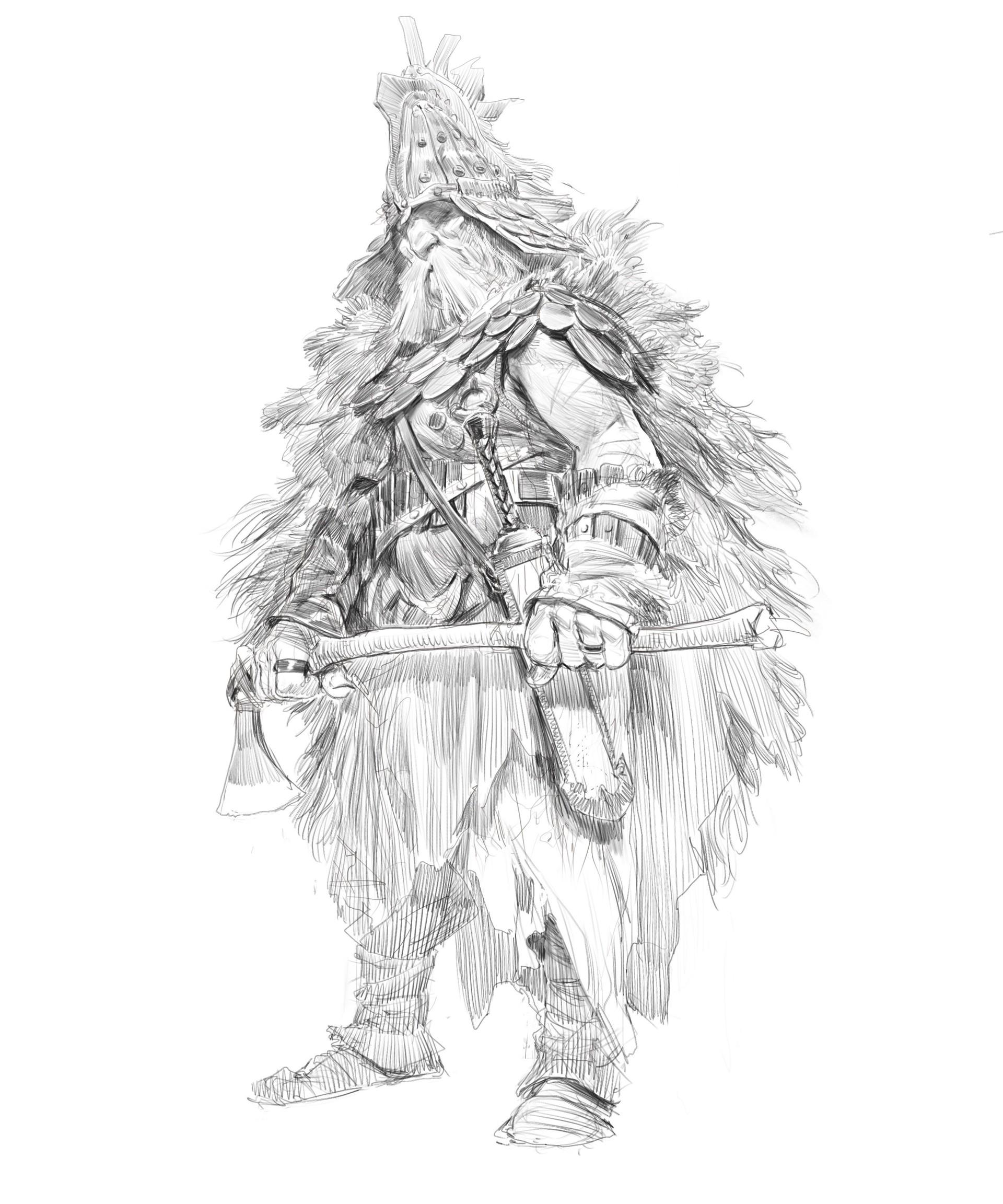 Even amundsen hill tribesman