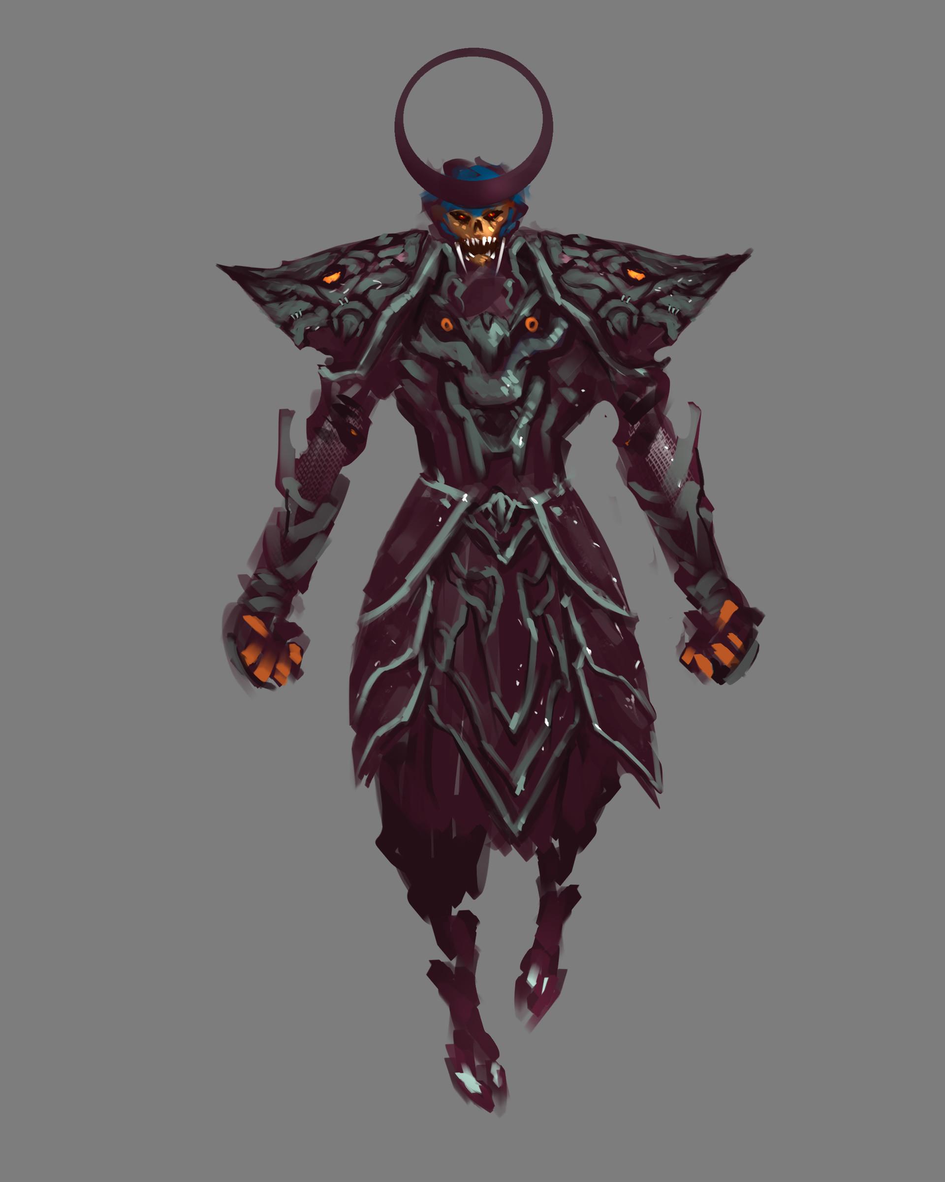 Benedick bana dark emperor wip3