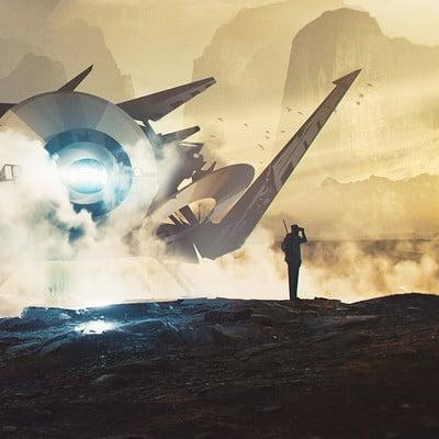 Bastien grivet spaceship illu 01