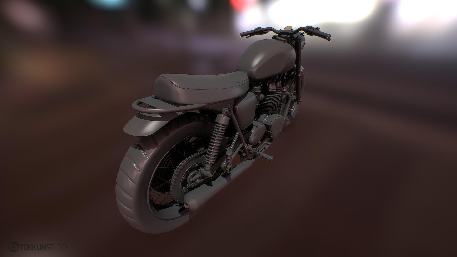Tokkun studio bike 3ts
