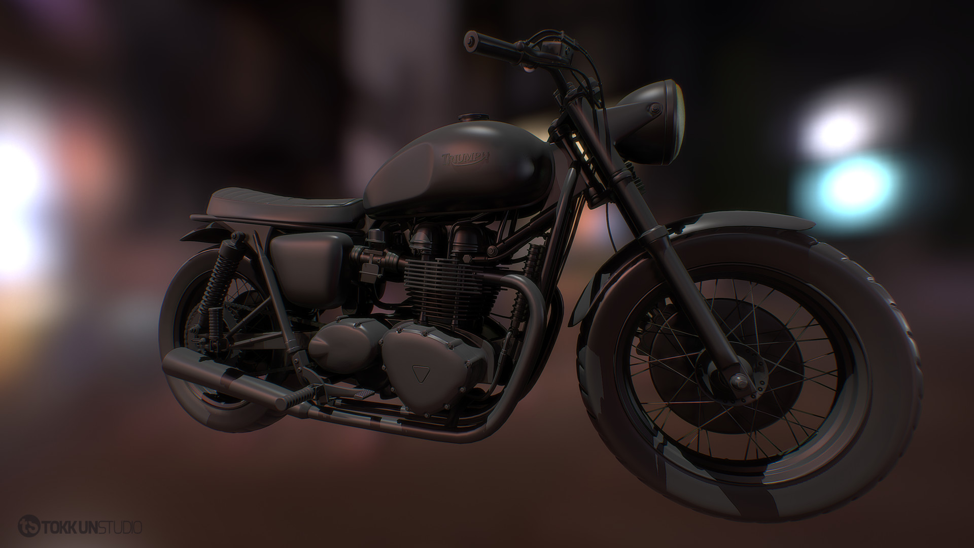 Tokkun studio bike 4ts