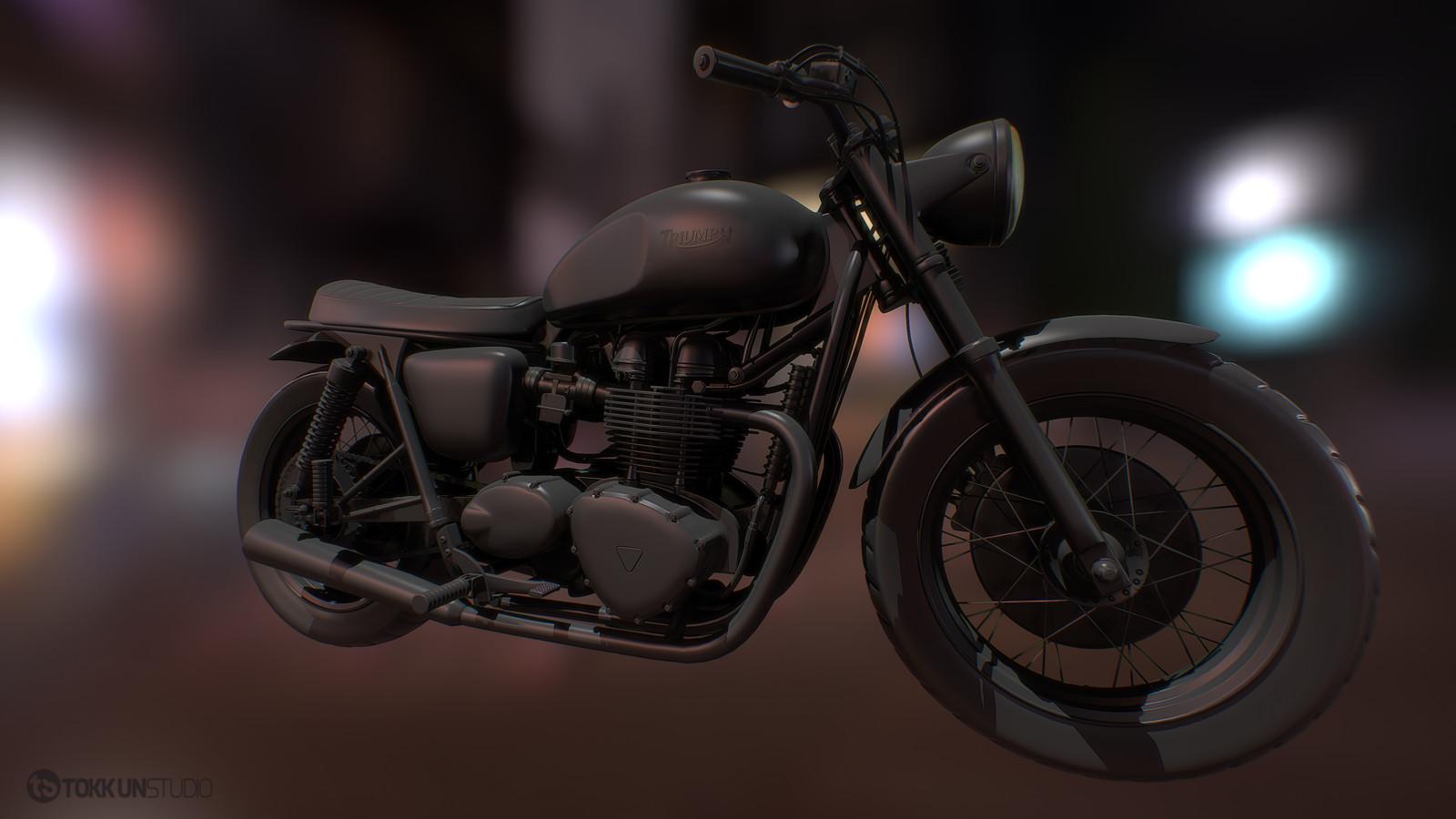Bike / 3D