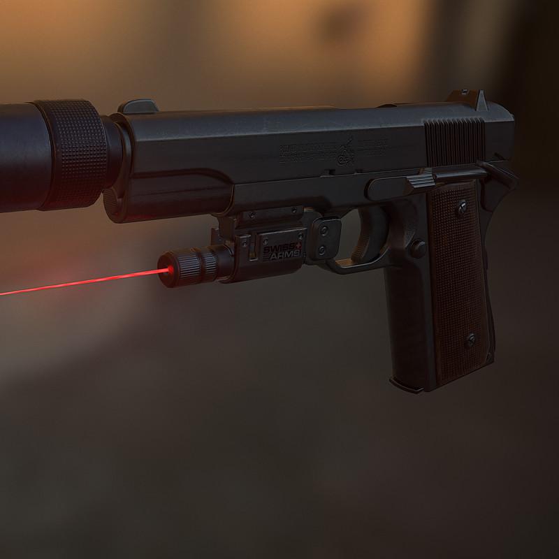 Colt / 3D