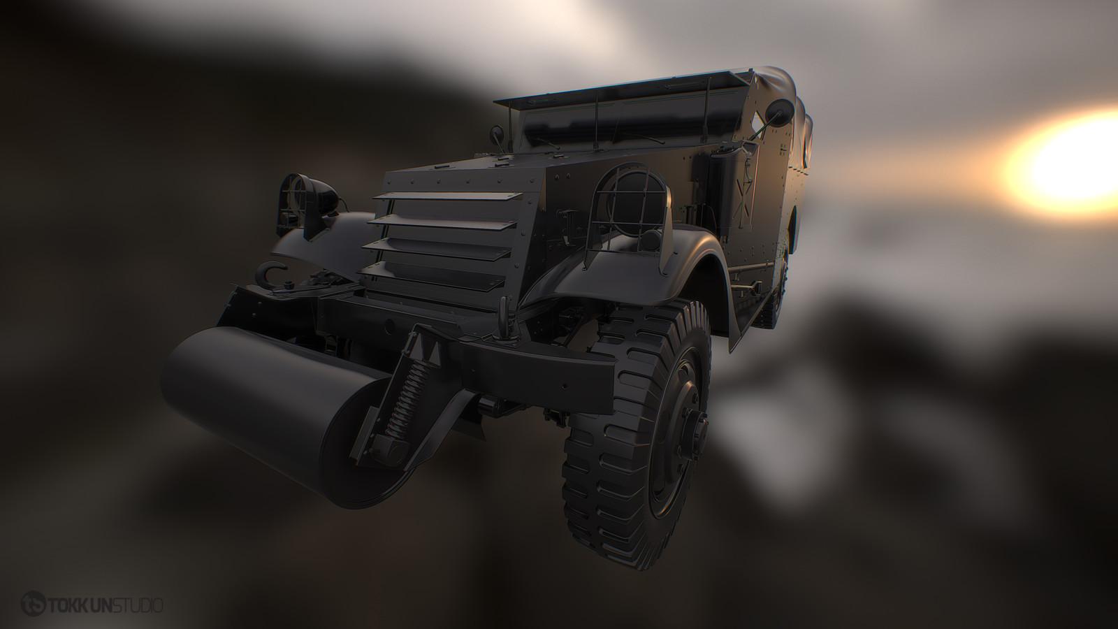 M3A15 / 3D