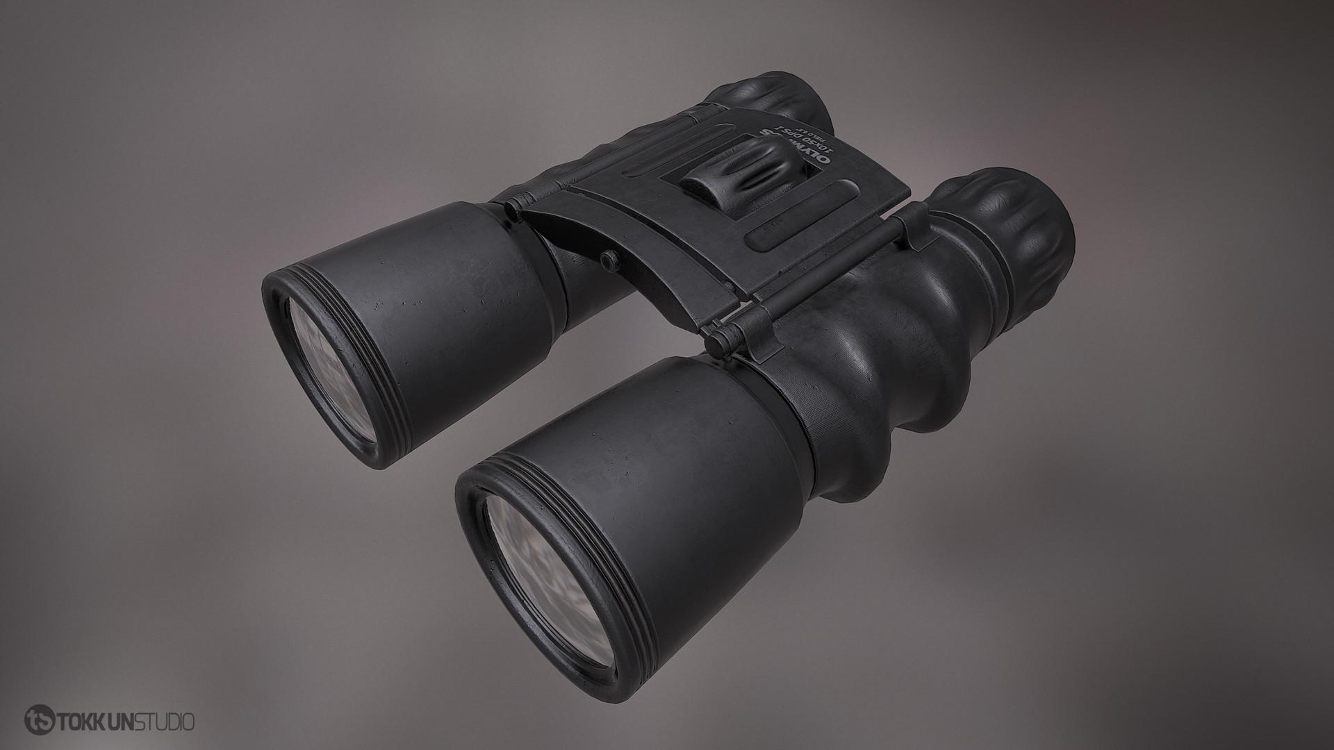 Tokkun studio binocular 1ts