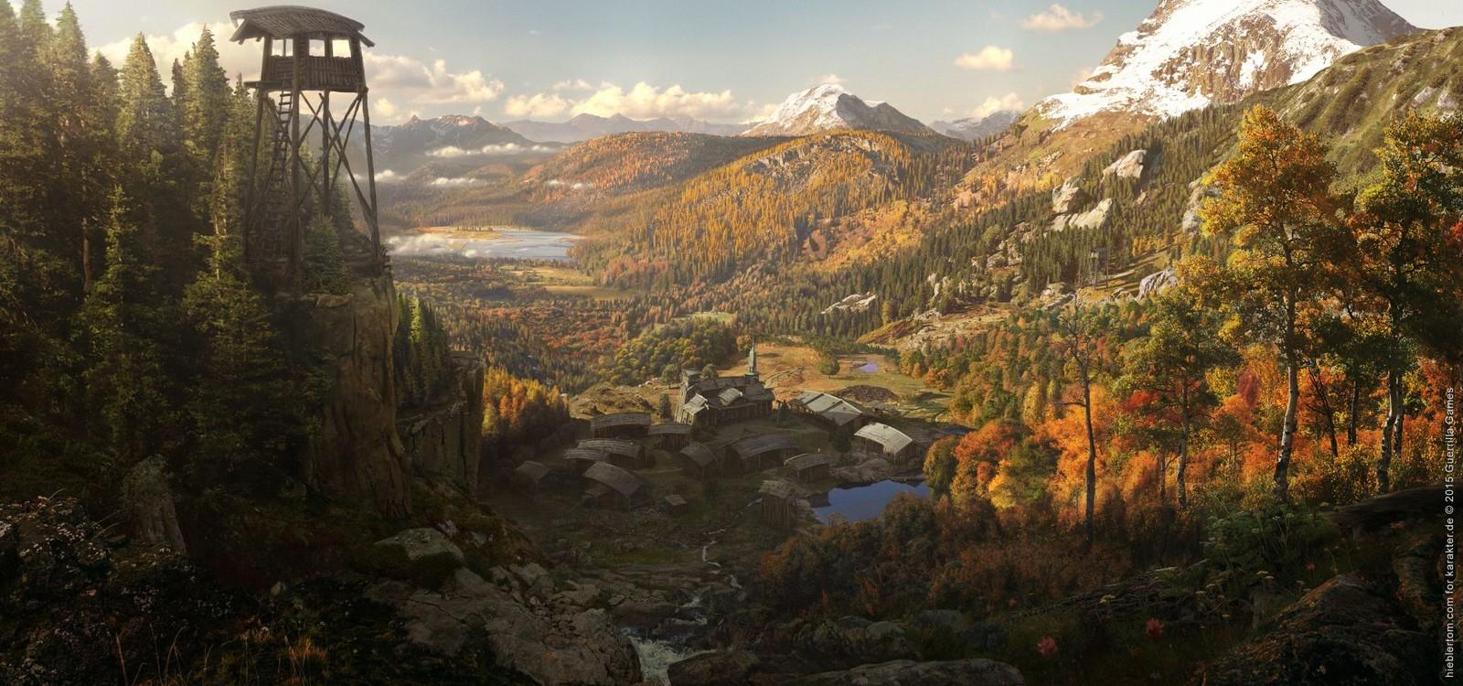 HorizonZeroDawn01 by tom hiebler