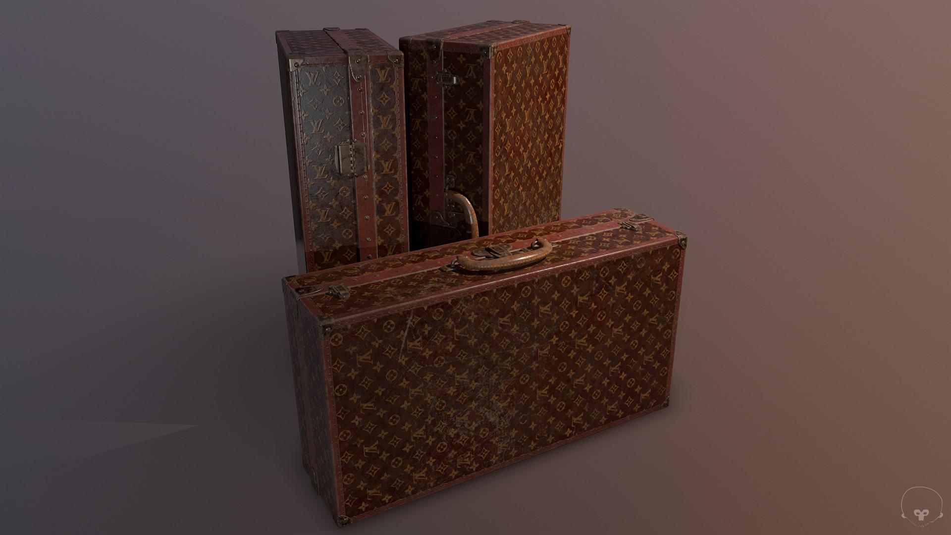 Paul mandegarian suitcase 01