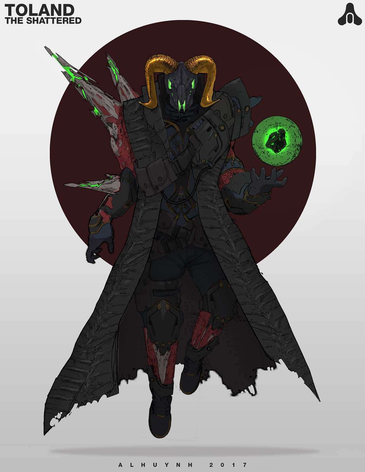 Toland, The Shattered