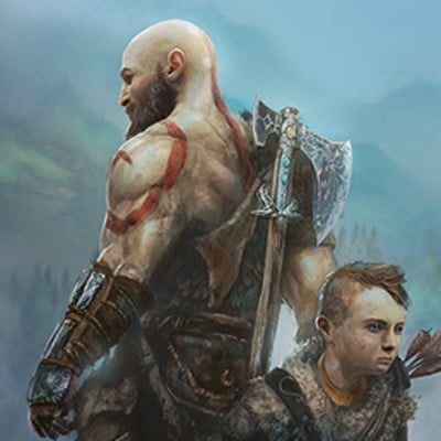 Matt hubel godofwar small