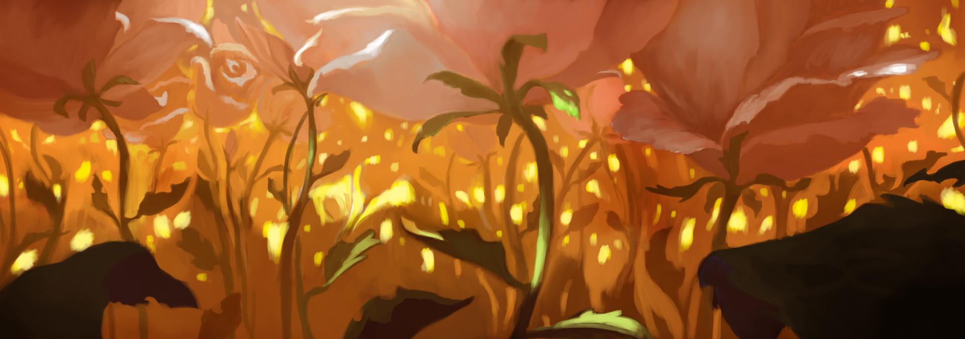 The Magical Flower by Kiarya : ImaginaryFlora