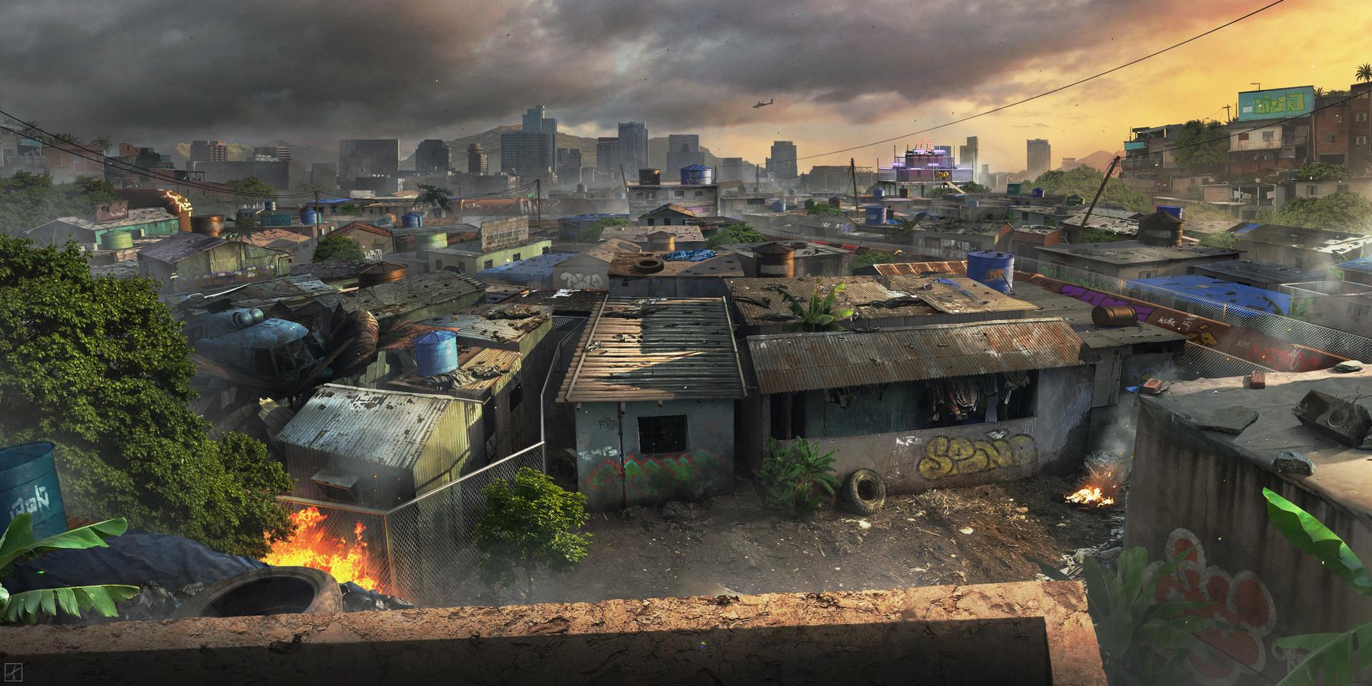 Pavel proskurin favela
