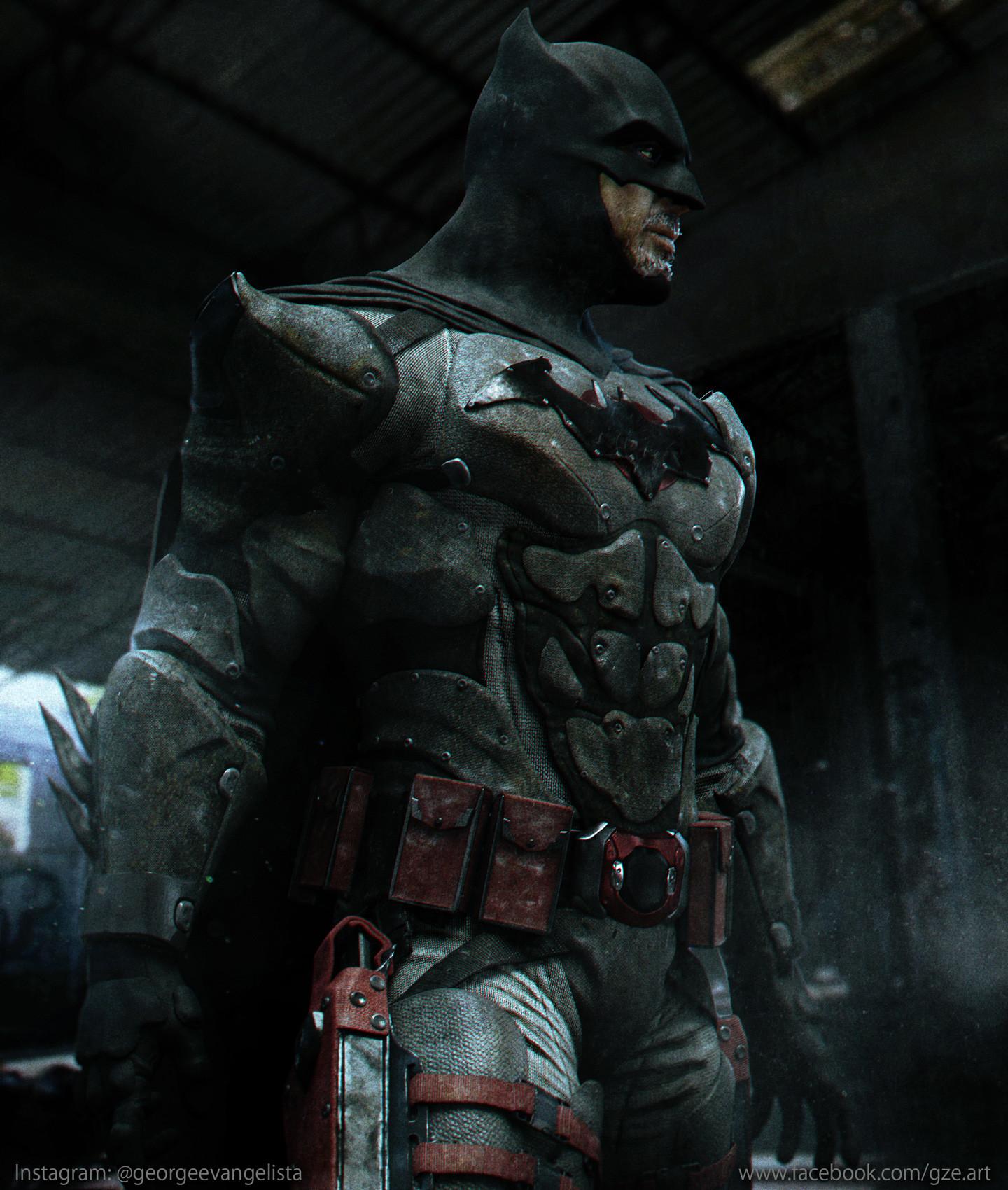 George evangelista thomas wayne batman