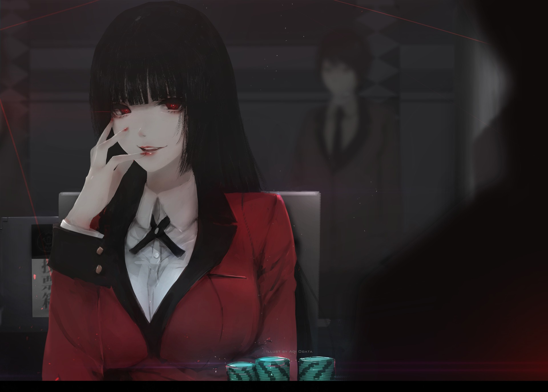 Aoi ogata kakeguru21