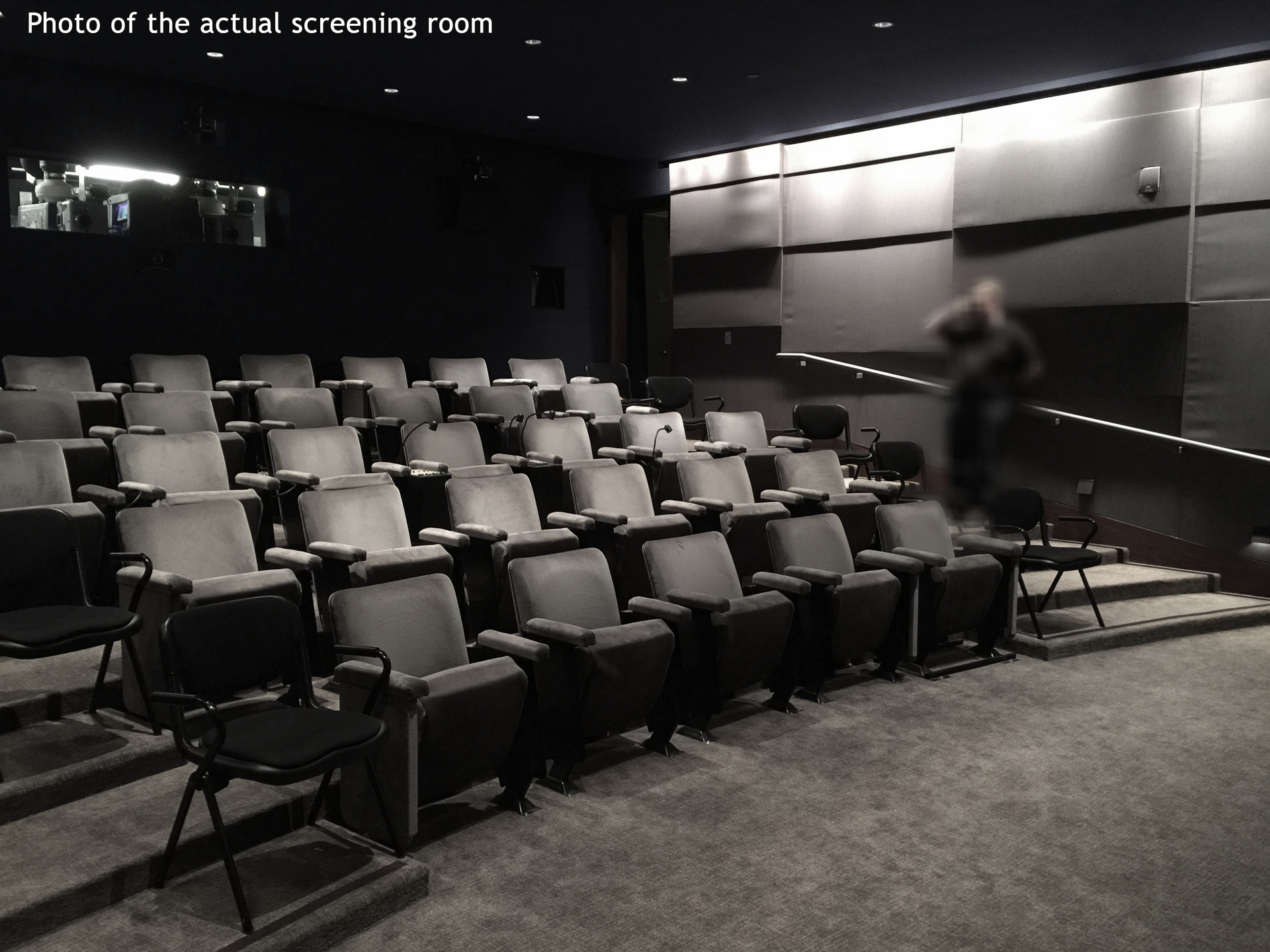 Actual Screening Room | Theater