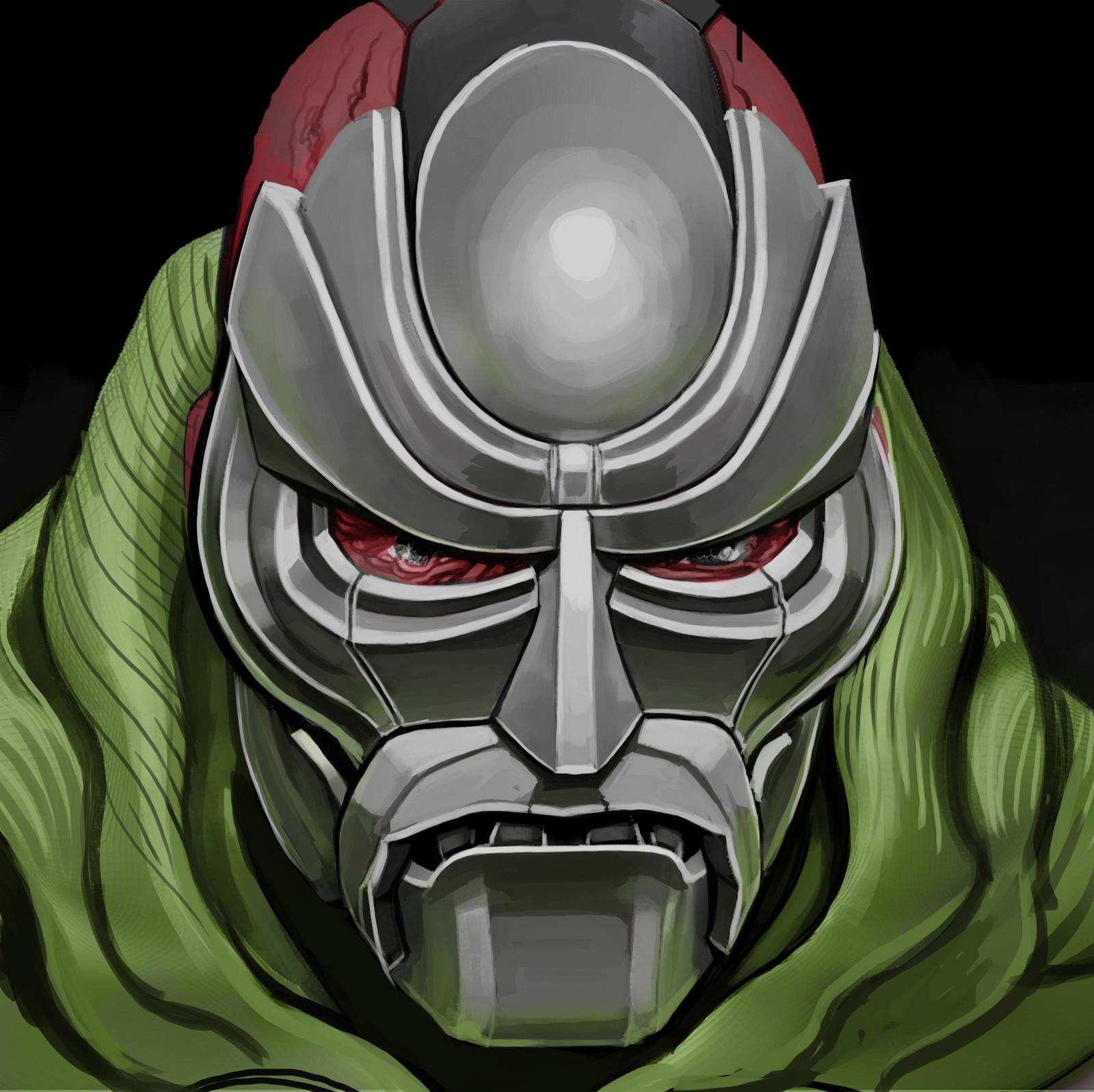 Dr Doom!