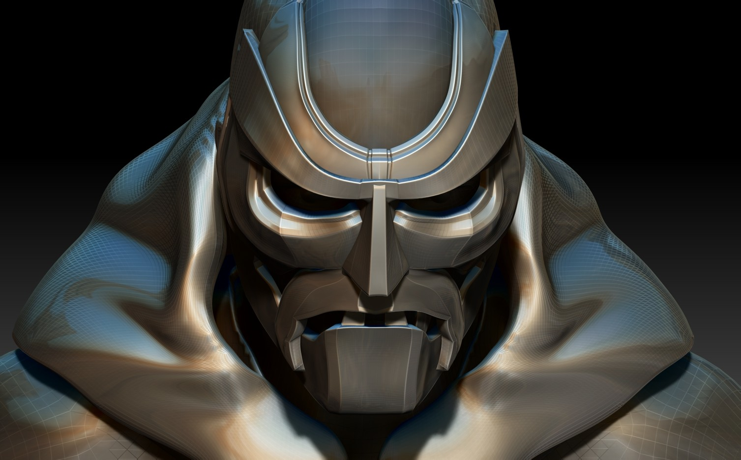 Bradley morgan johnson zbrush document