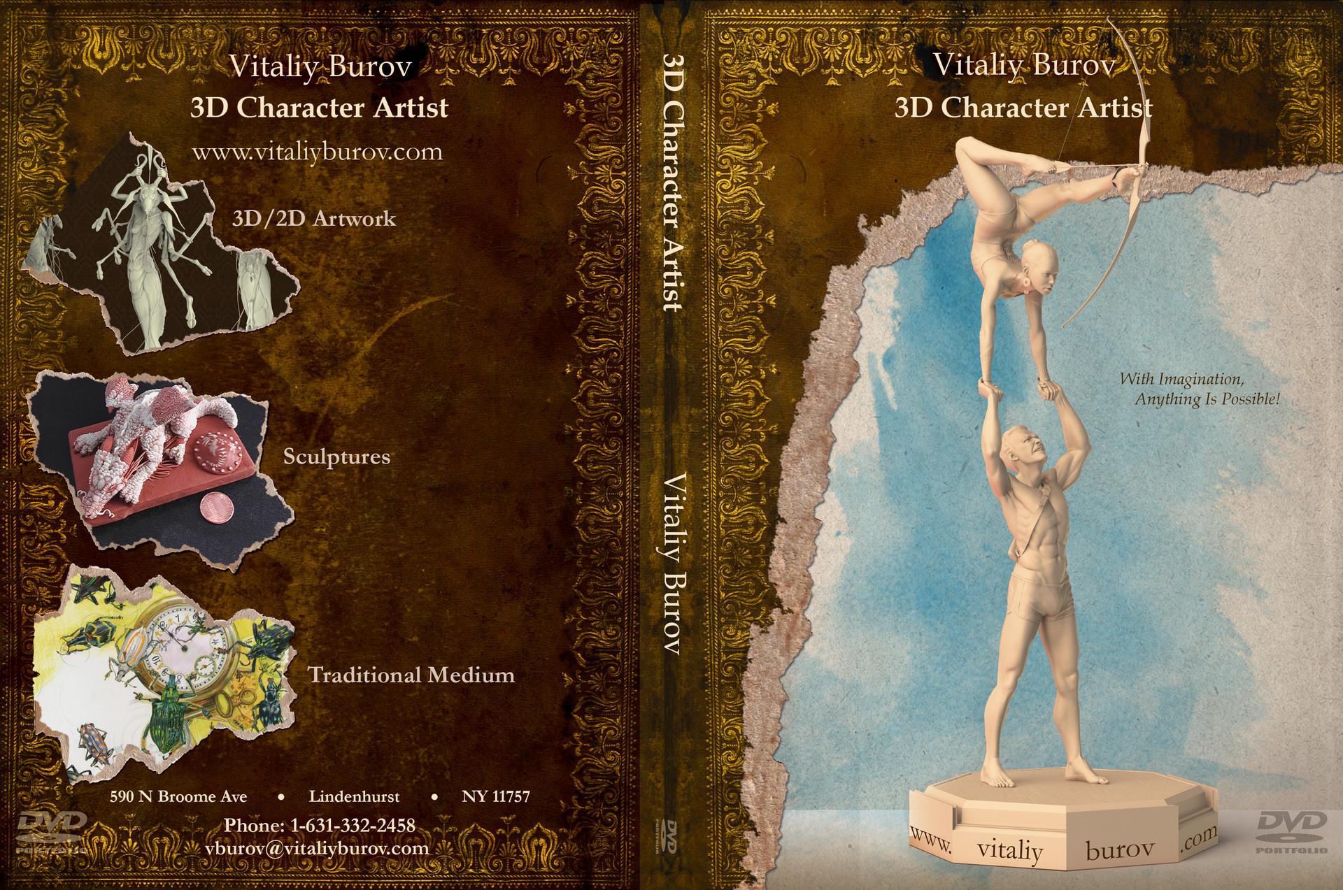 Vitaliy burov dvdcover 2012 2