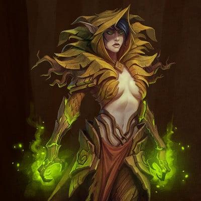 Klaher baklaher druid