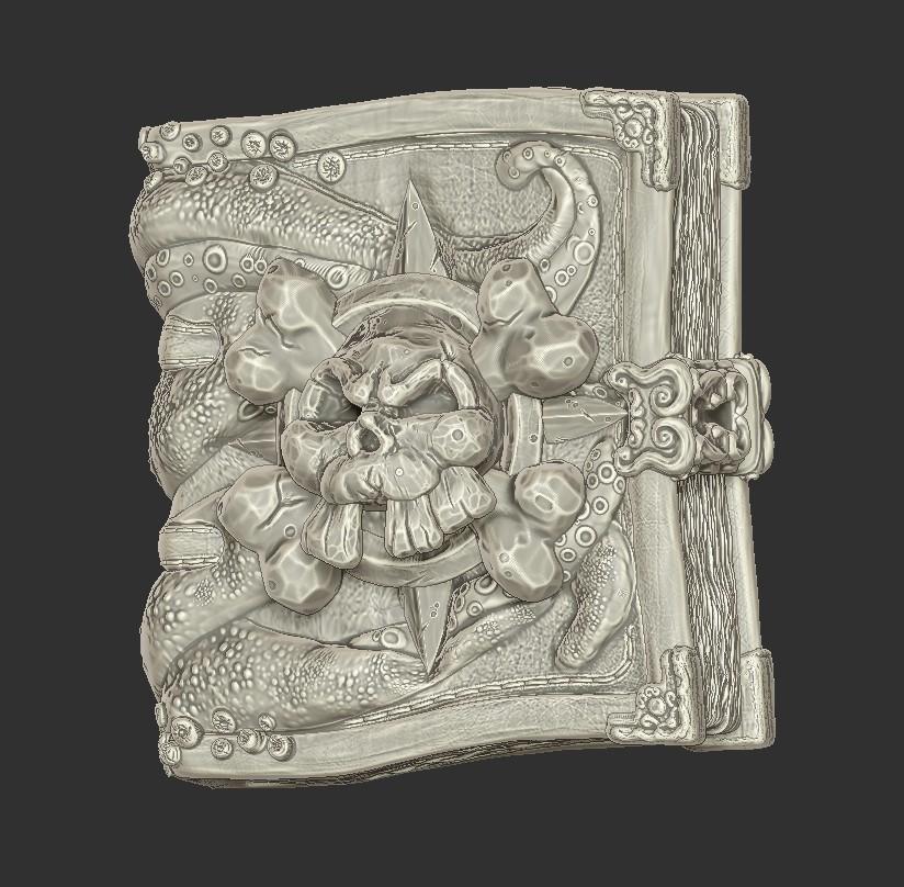 lynda - zbrush stylized sculpting