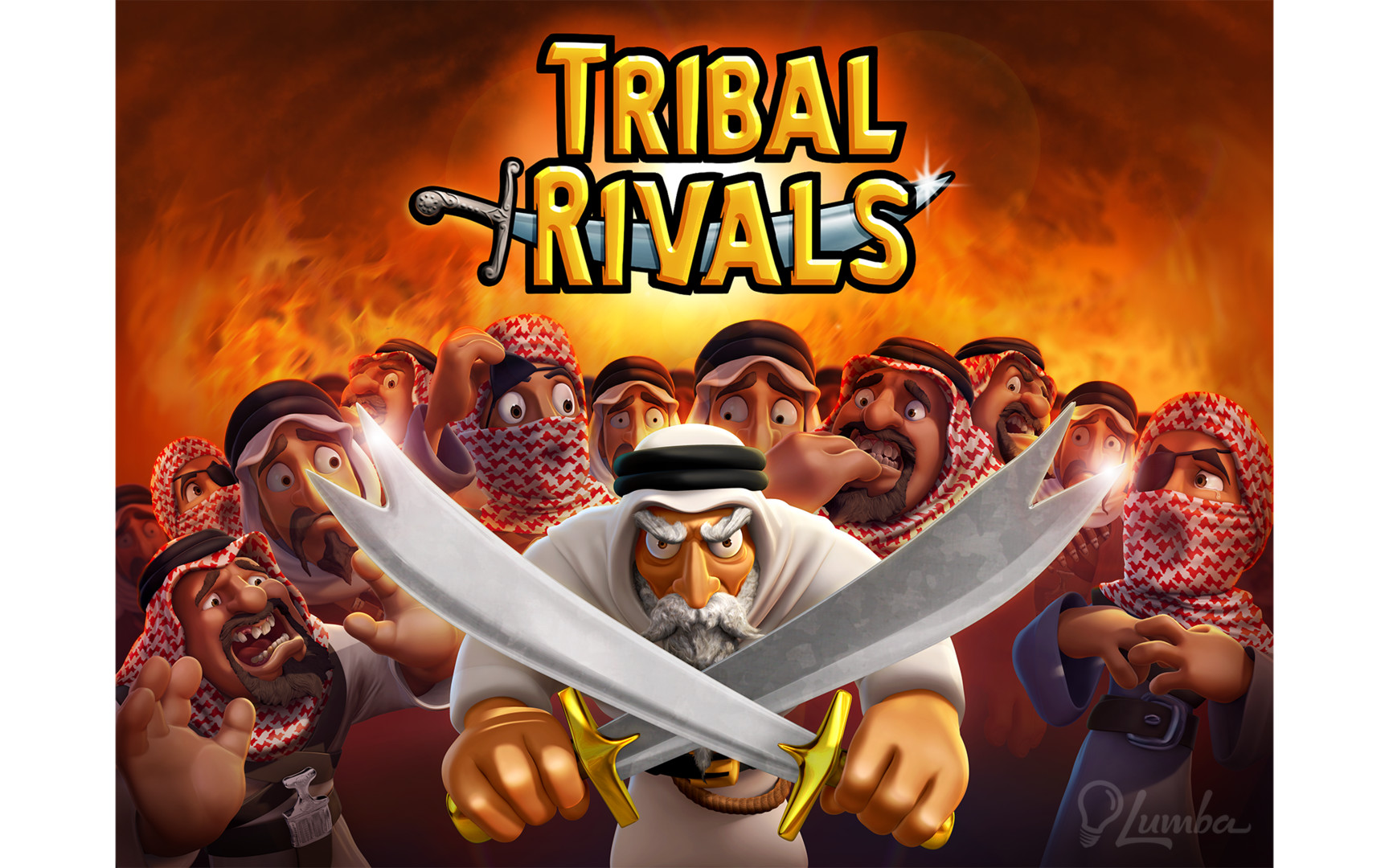 Tribal Rivals: Marketing 03