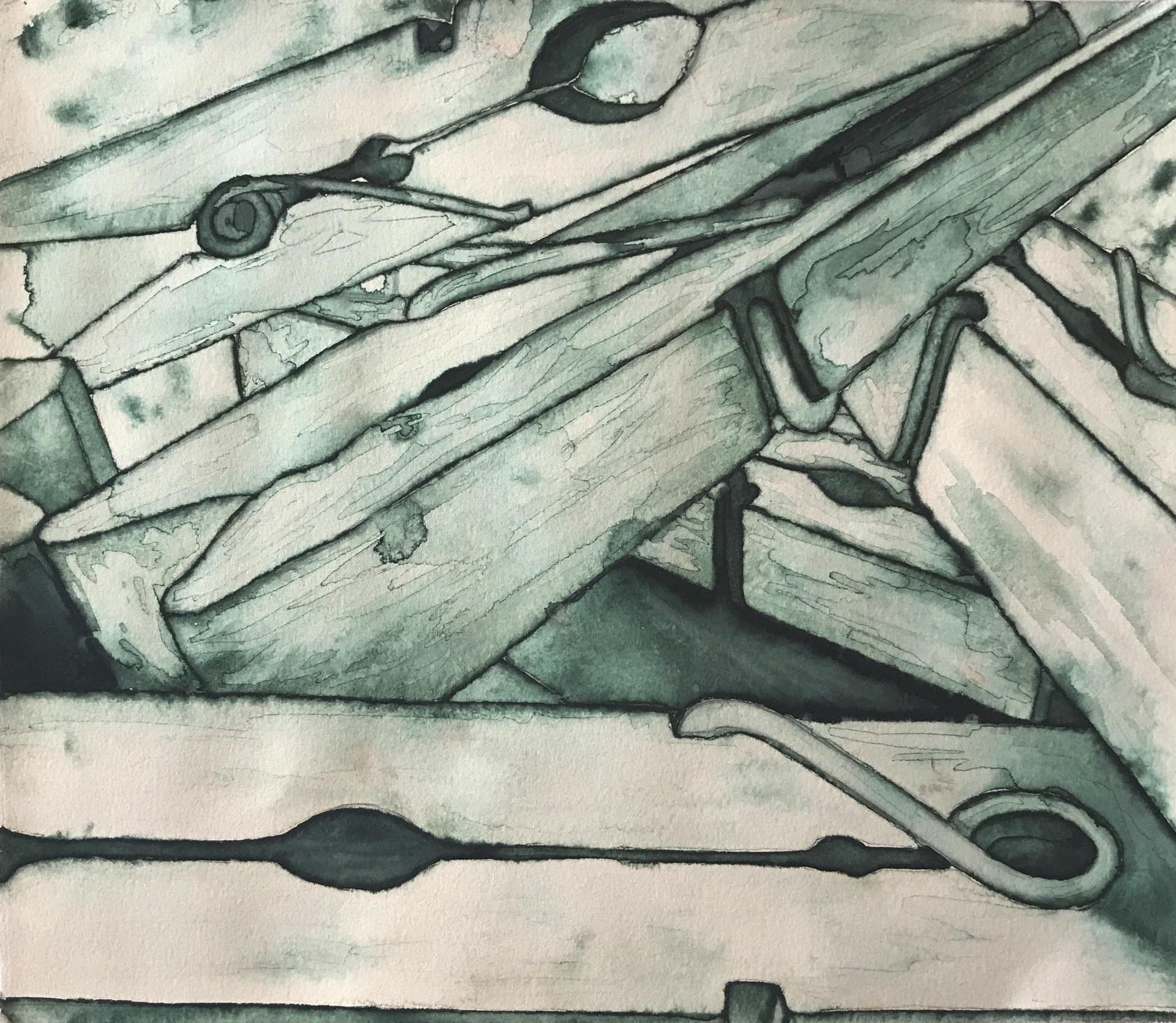 Devin Rowe - AP Studio Art Portfolio - 2017