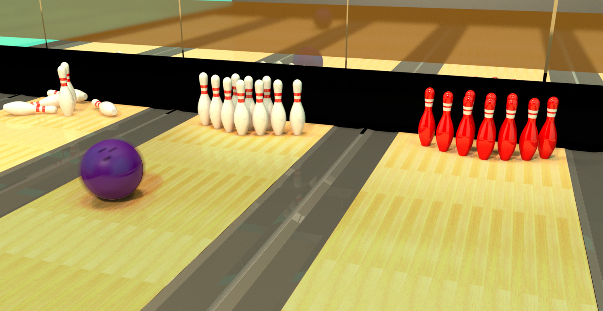 Rajesh sawant bowling alley7