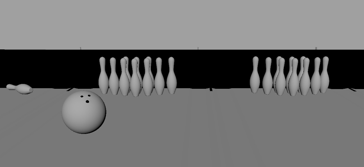 Rajesh sawant bowling alley matt