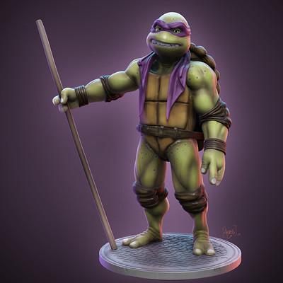 Freya game render turtle