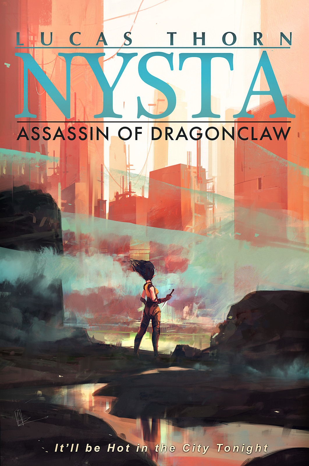 NYSTA: Assassin of Dragonclaw