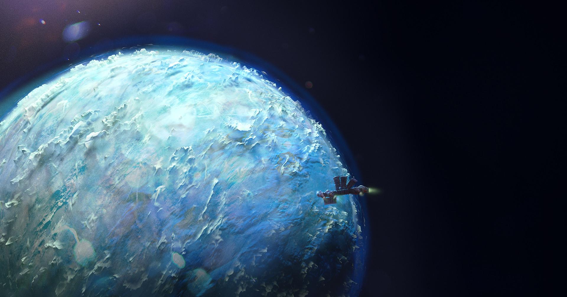 Alexandr iwaac exoplannet 1 low size