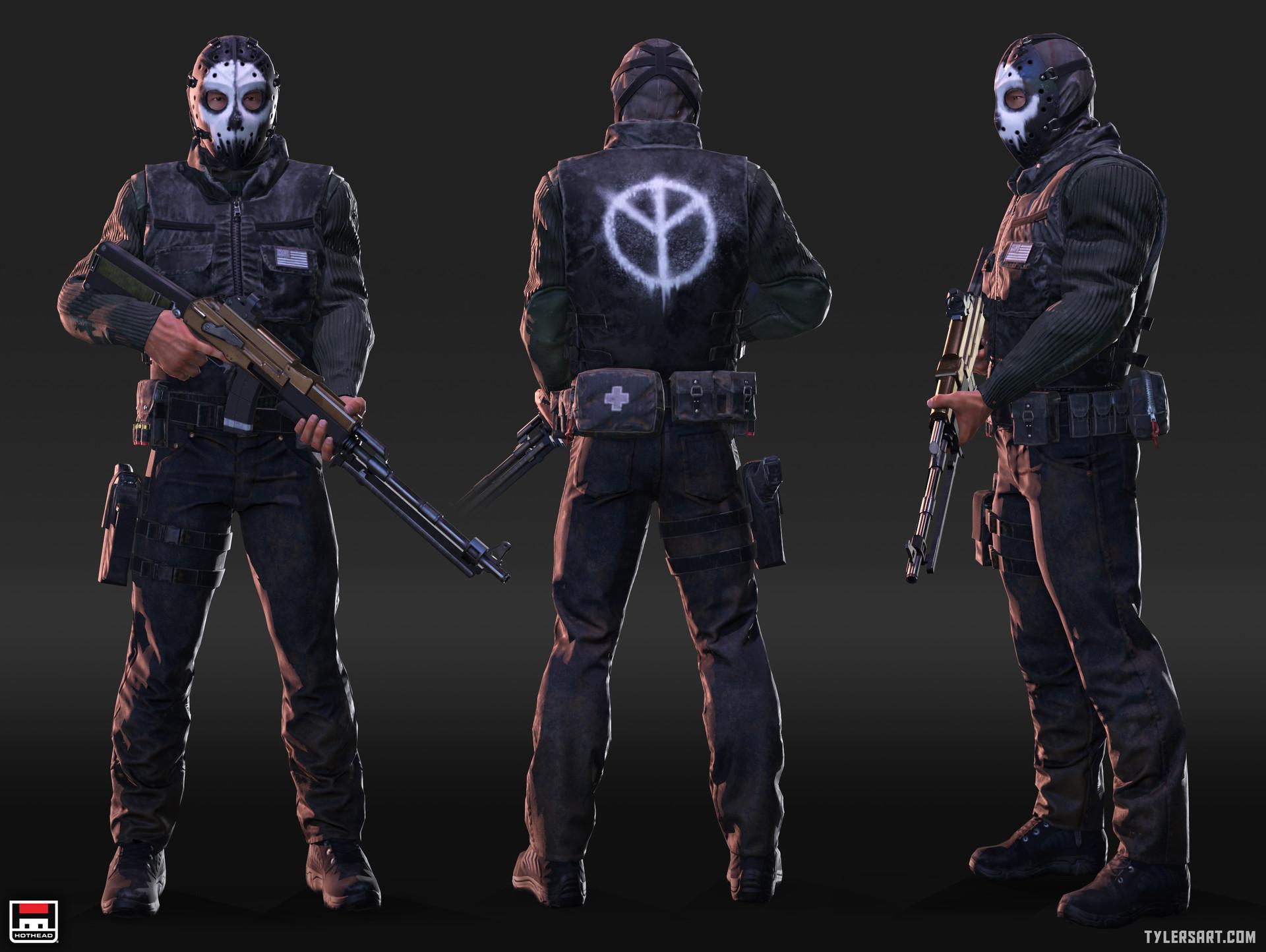 Tyler wilson zombie avatar01