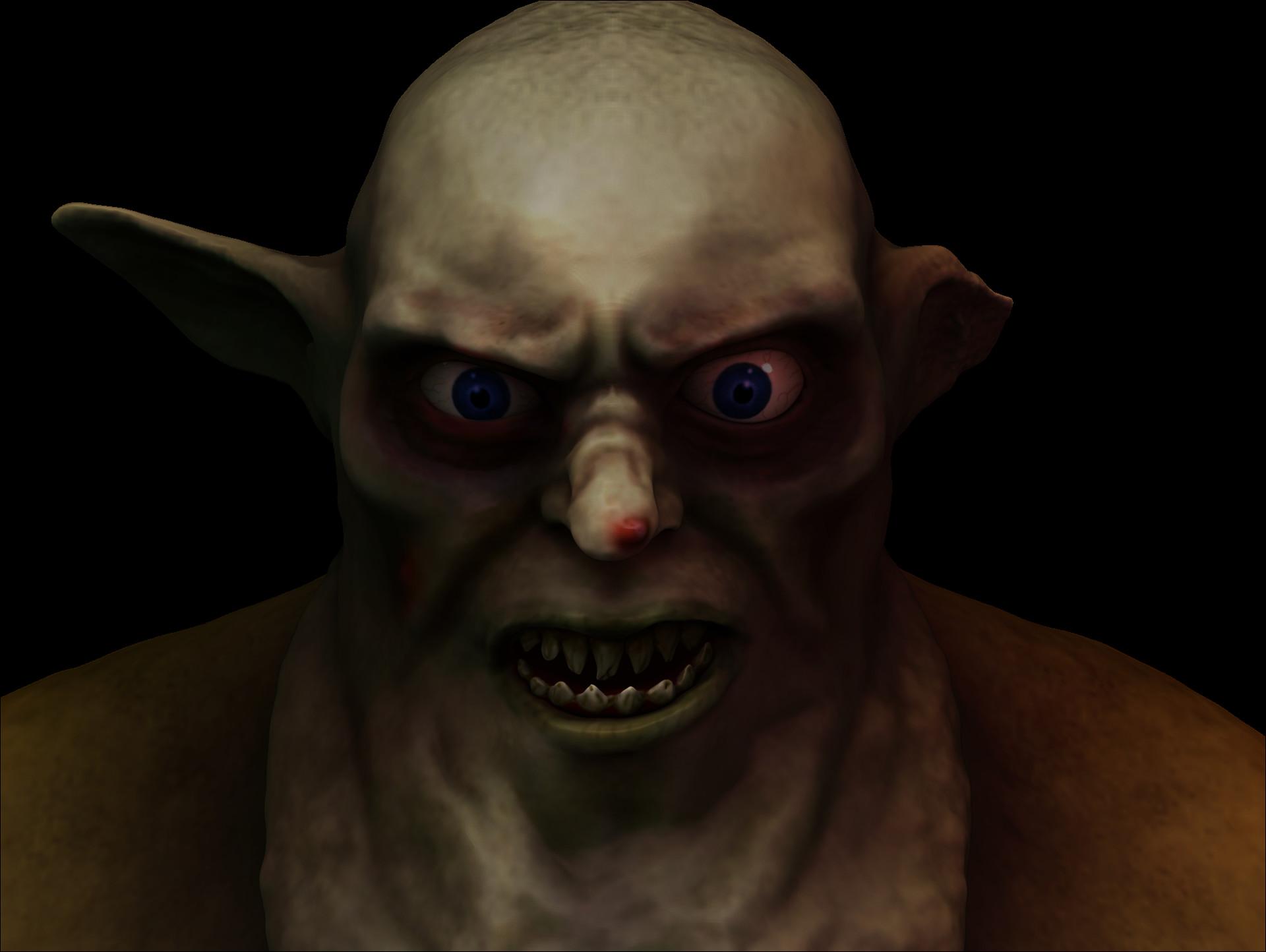 Mitchell sisson troll render