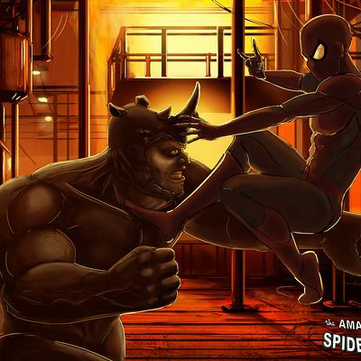 Jonathan allarie spiderman8 v001