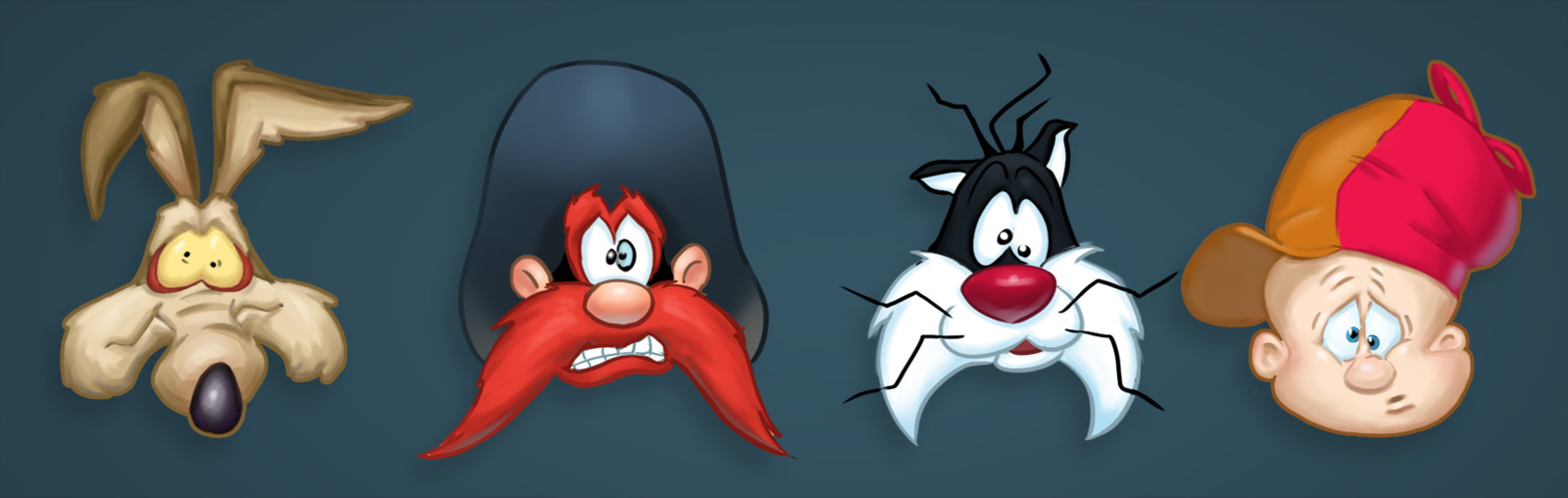 Chump the Chaser icons for Looney Tunes Dash
