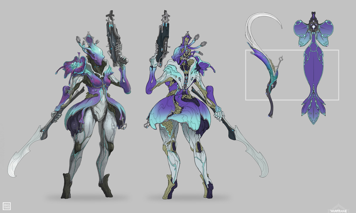 Image result for saryn deluxe concept