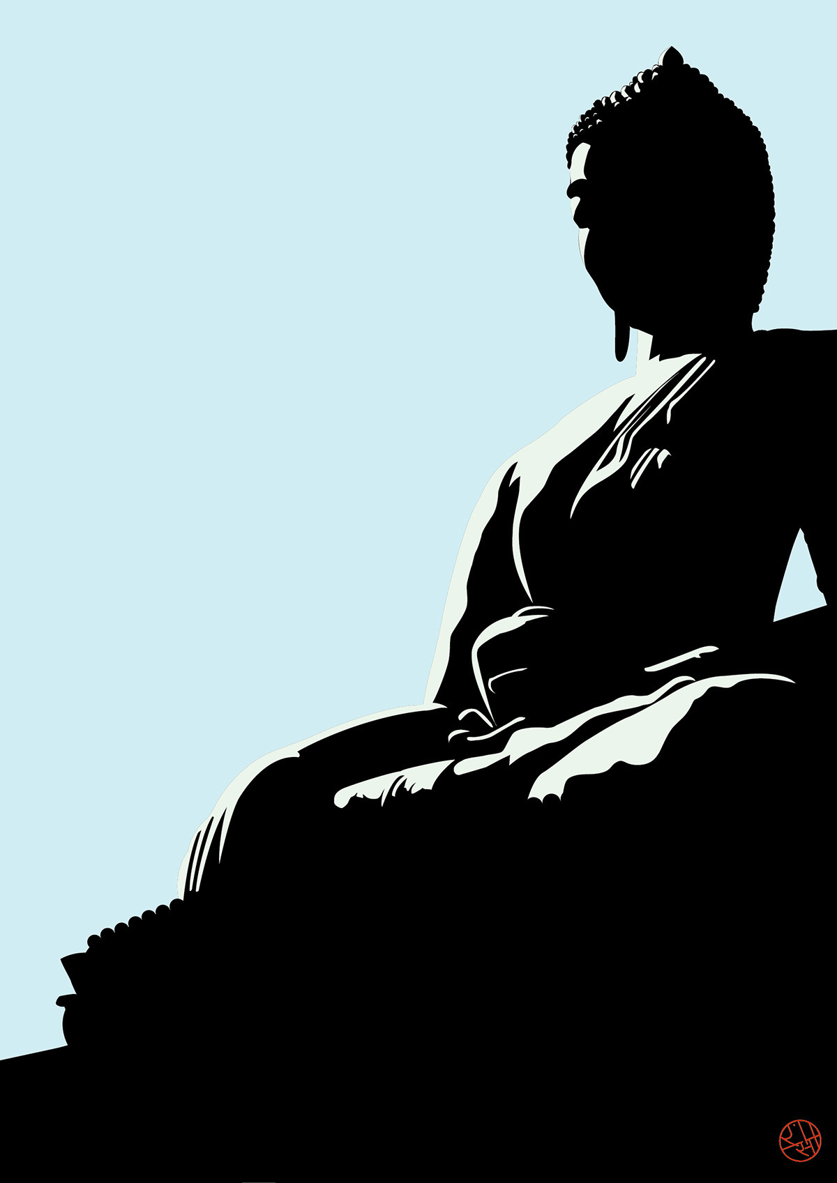 Rajesh sawant bhutan buddha2 01