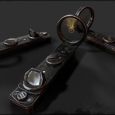Marius popa ww2 reflex sight 01