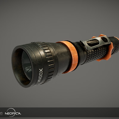 Flashlight - Hunting Simulator