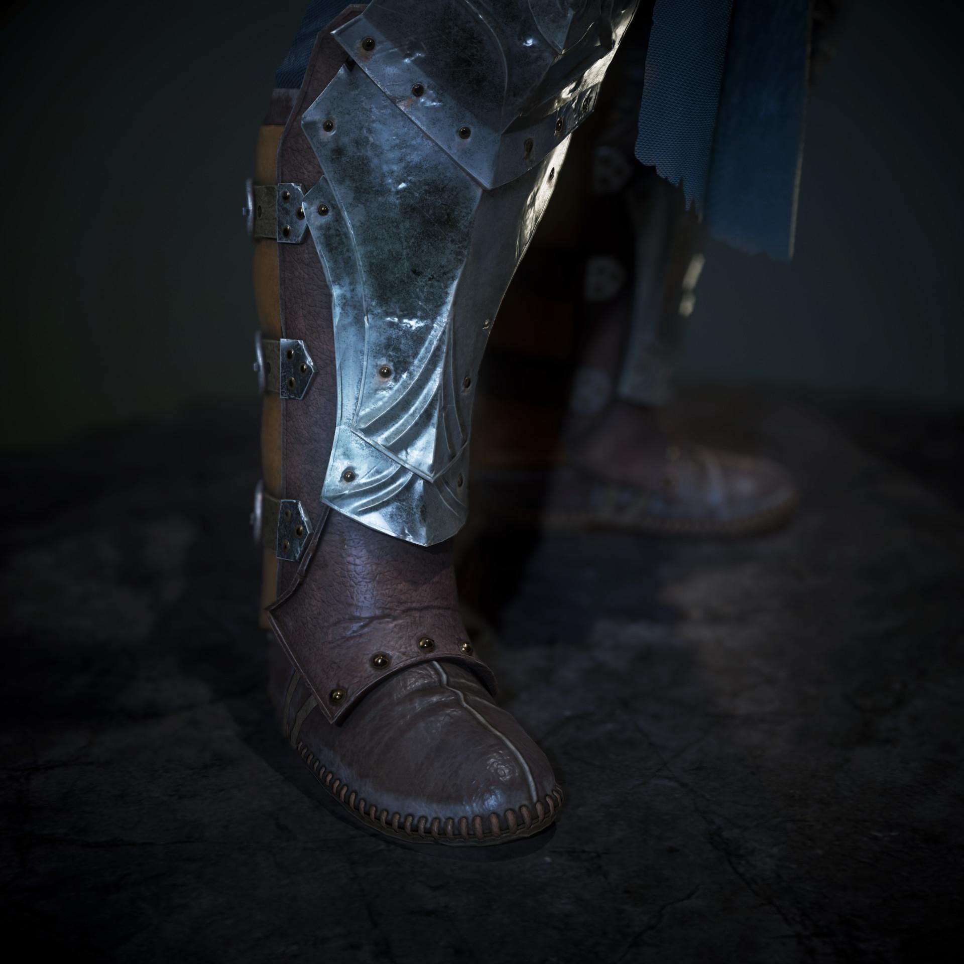 Danaos christopoulos sb boots