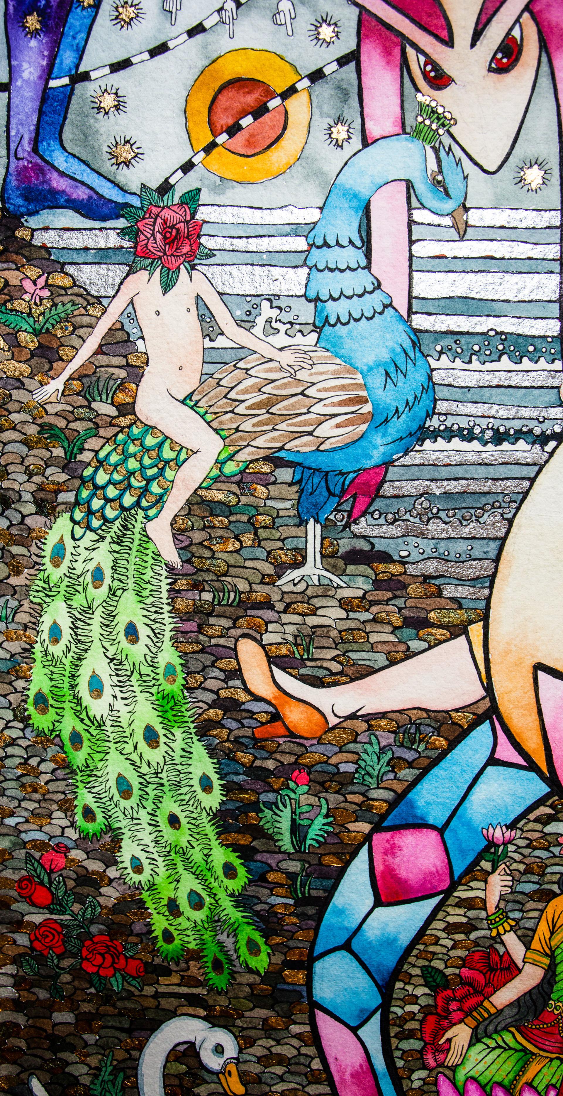 Agathe pitie allegorie de la beaute detail 01 copie