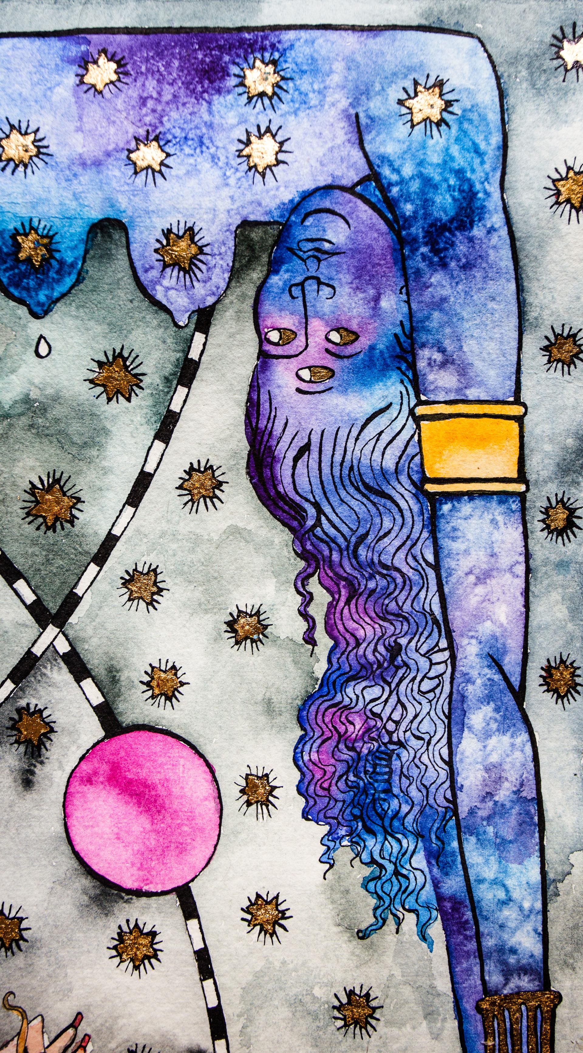 Agathe pitie allegorie de la beaute detail 03 copie
