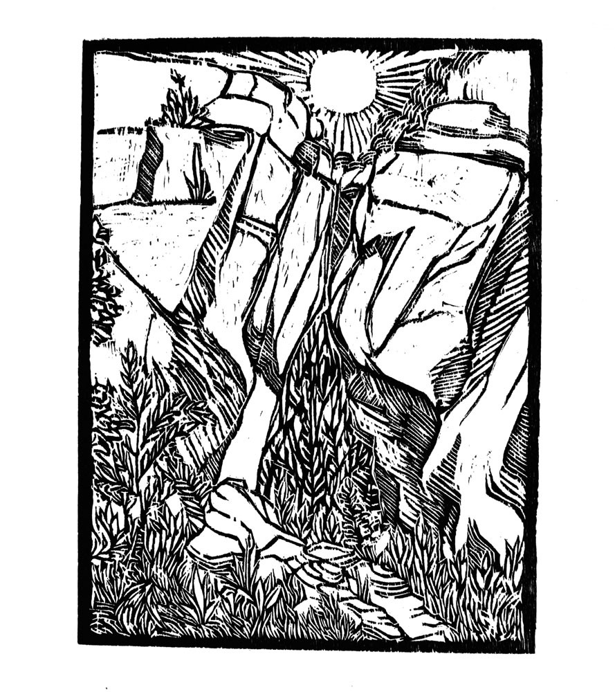 Agathe pitie impertinence 15 paysage mystique