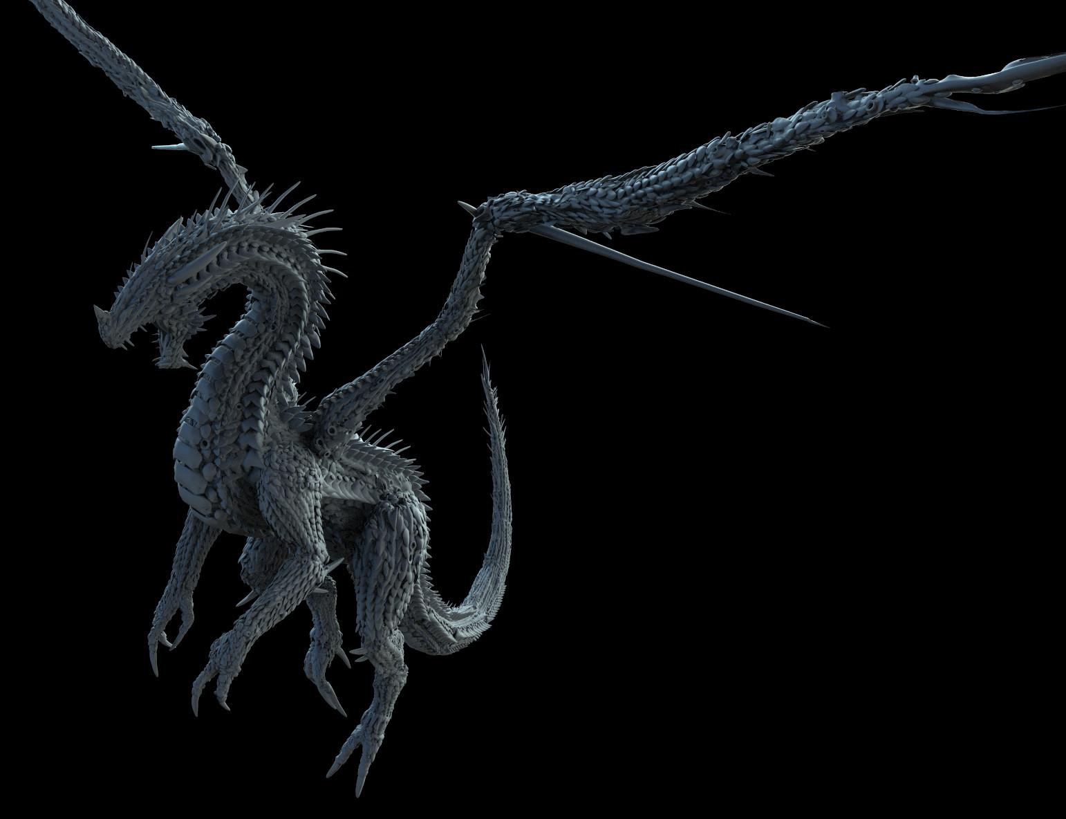 Tek tan dragon 2 540