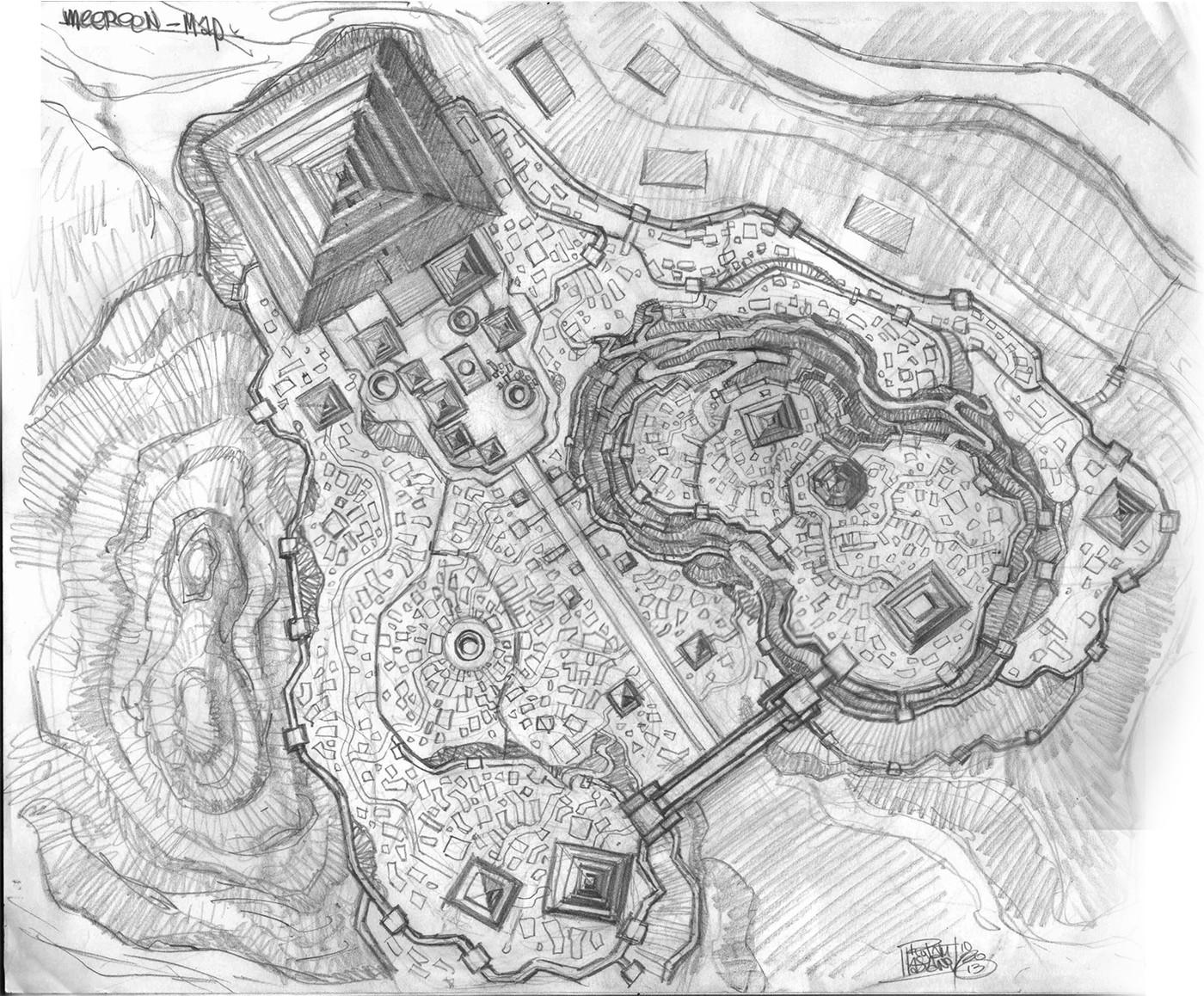 Rustam hasanov mereen map