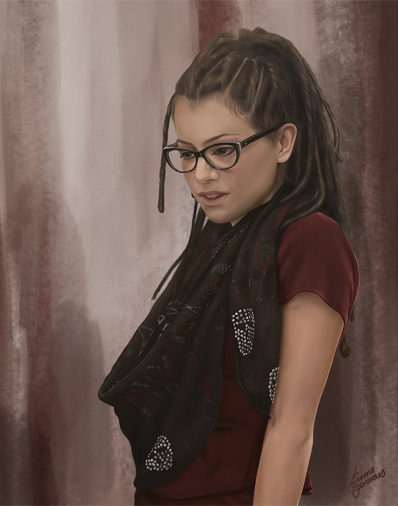 Cosima Niehaus - from Orphan Black