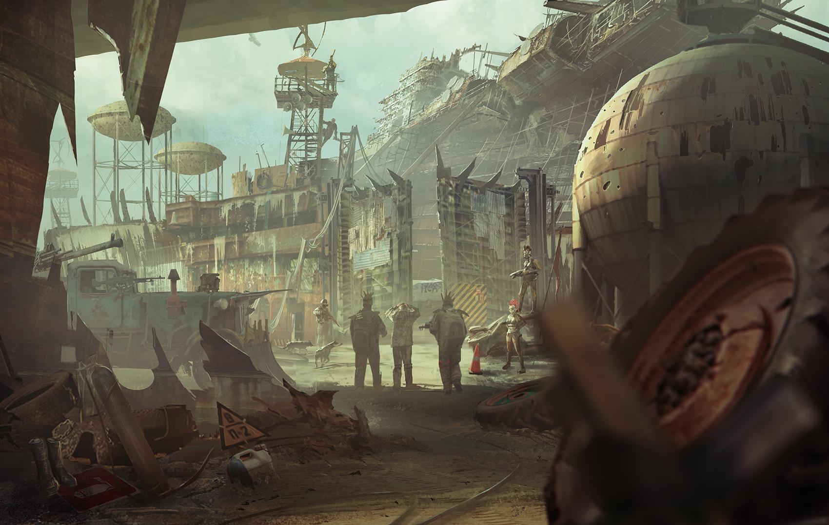 Chen liang apocalypse