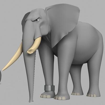 Roger borelli imagi tusker characters v01